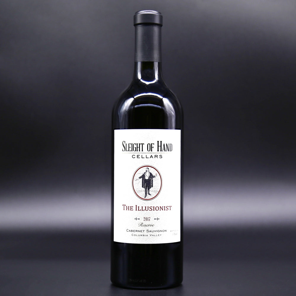 "Sleight of Hand Cellars ""The Illusionist"" Cabernet Sauvignon 2017"