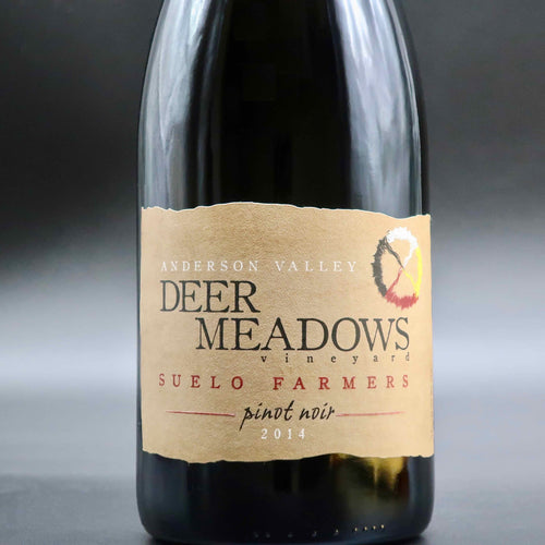 "Suelo Farmers ""Deer Meadows"" Vineyard Pinot Noir 2014"