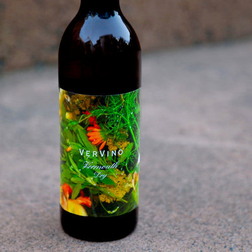 "Channing Daughters ""VerVino, Variation One – Batch Three"" Dry Vermouth 500ML"
