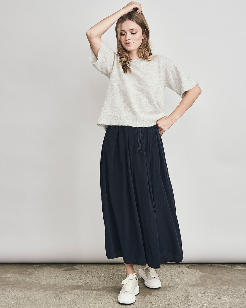 Cashmere Silk Knit