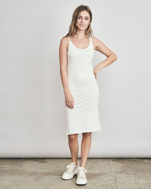 Cotton Slip Dress