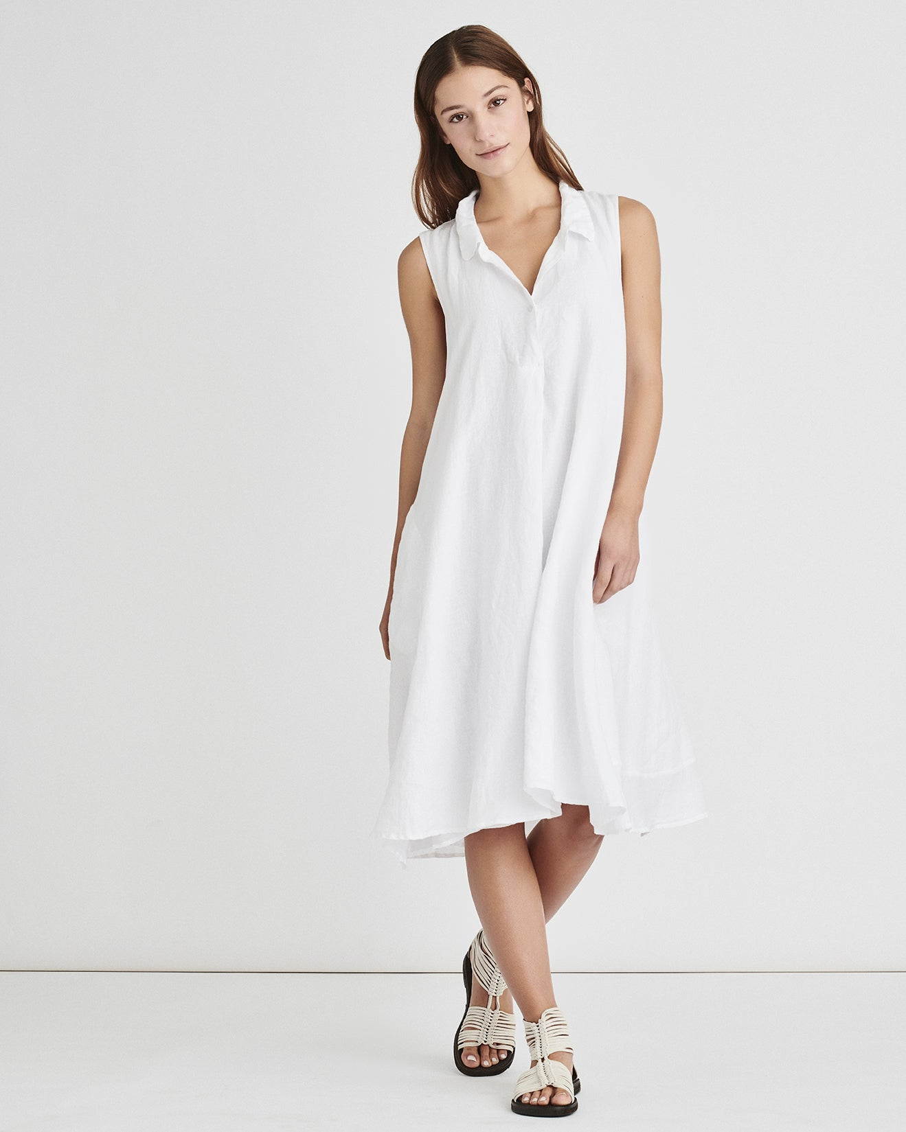 Light Linen Dress