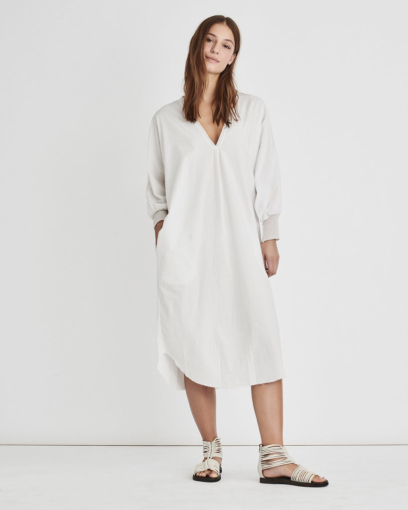 Cotton Stretch Tunic