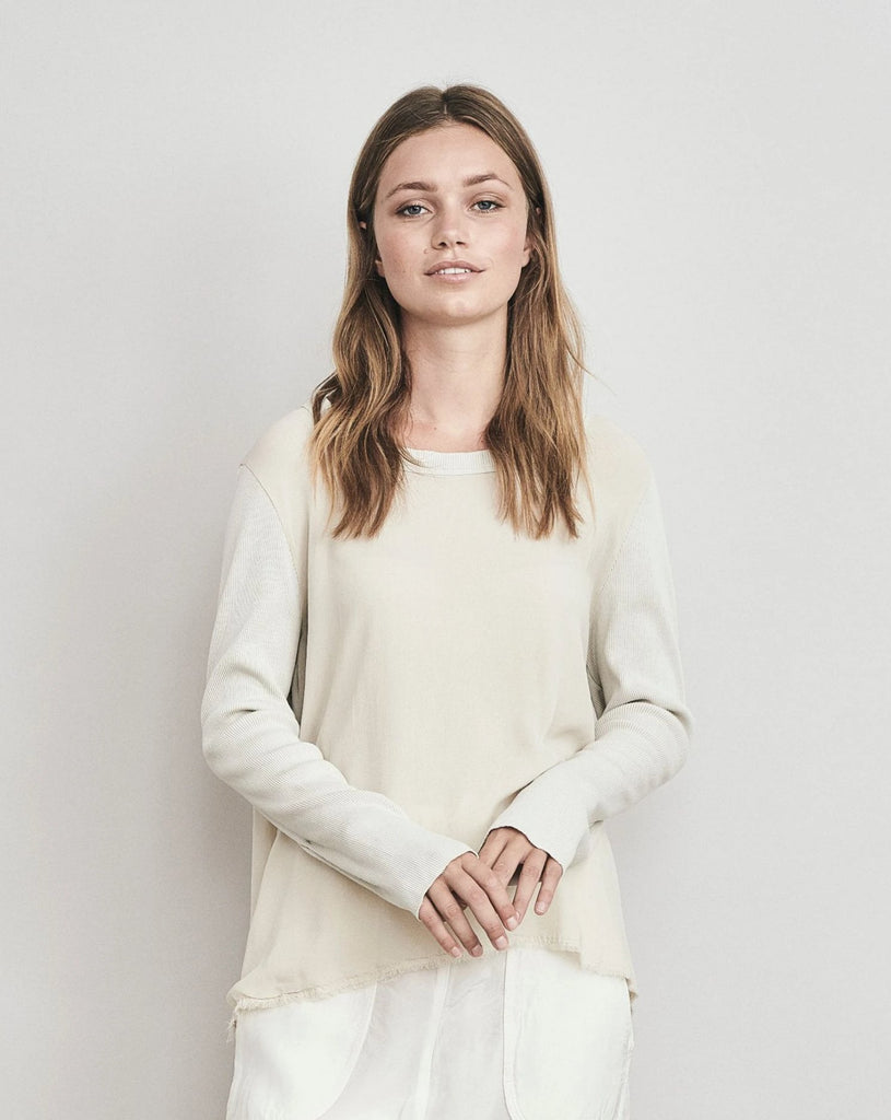 Silk Long Sleeve Shirt