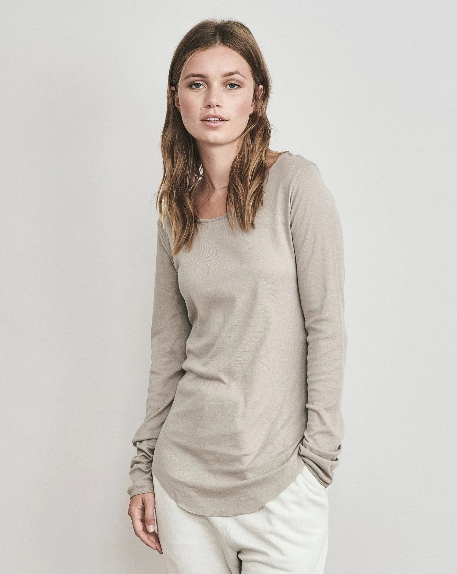 Cotton Rib Shirt