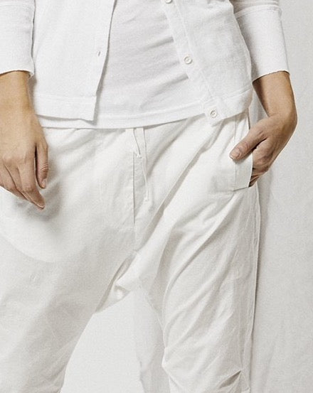 Short Cotton Pant