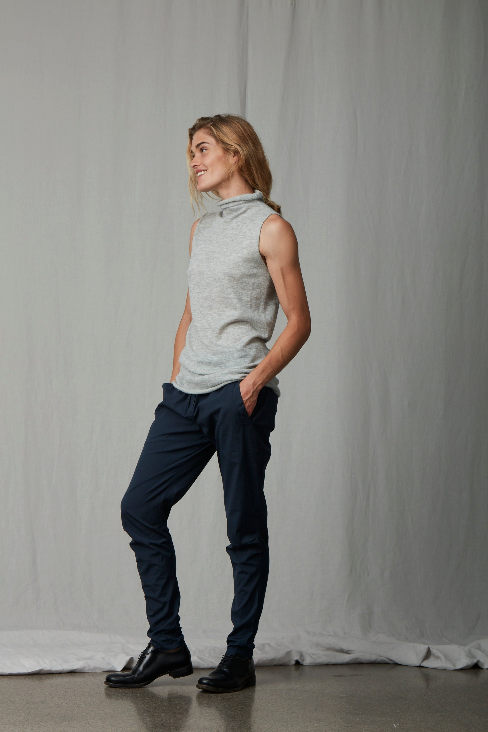 Casual Tapered Pants