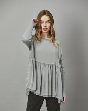 Crepe Georgette Blouse