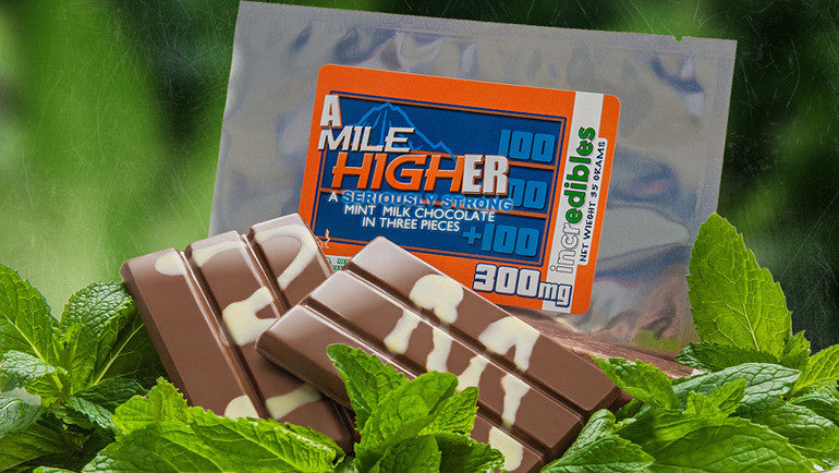 Mile Higher - Chocolate and peppermint