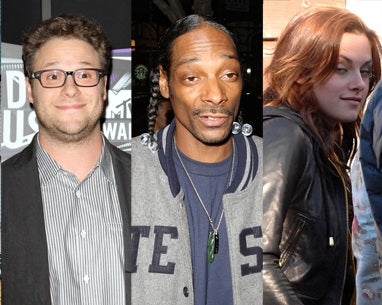 Another Top 10 Celebrity Potheads – Celebrity News