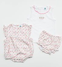 Load image into Gallery viewer, Girls Knit Bloomer - Strawberries