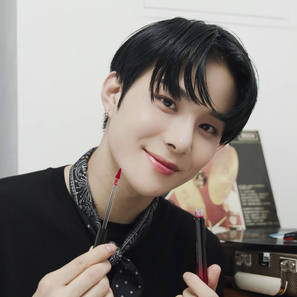 NCT Jungwoo's Favorite Lip Tint - Real Lip Flash