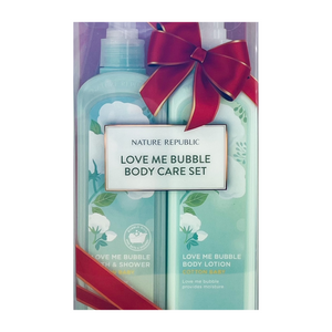 Holiday Love Me Bubble Body Care Set - Cotton Baby Set