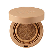 Load image into Gallery viewer, Provence Air Skin Fit One Day Lasting Foundation Cushion N35 Natural Brown
