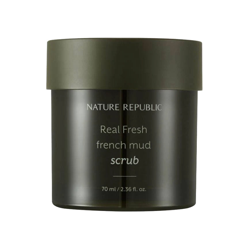 Real Fresh French Mud Scrub