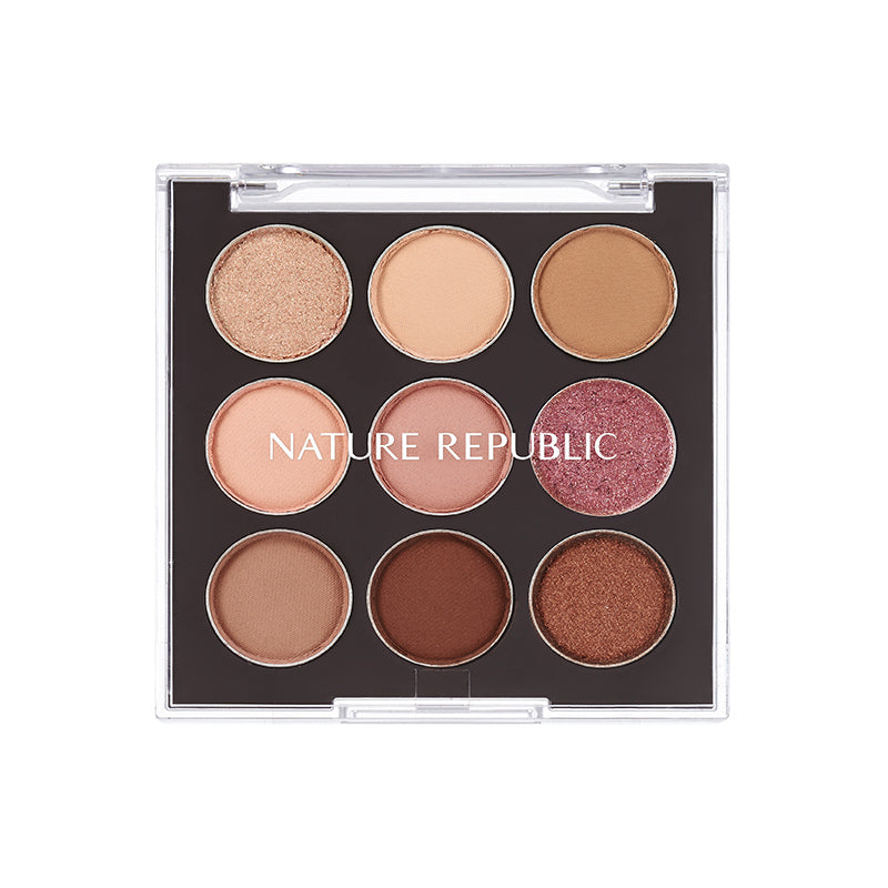 Pro Touch Killing Point Shadow Palette 02 Vintage Flower