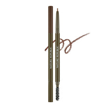 Load image into Gallery viewer, Micro Slim Brow Pencil 02 Redbean Brown