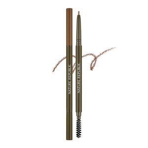Micro Slim Brow Pencil 03 Soft Brown