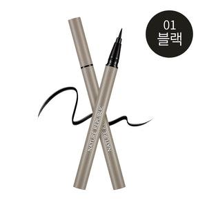 Botanical Hyper Liner 01 Black