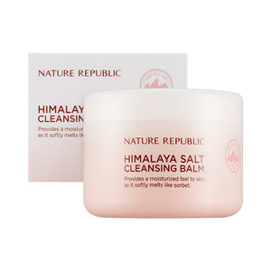 Himalaya Salt Cleansing Balm Pink Salt