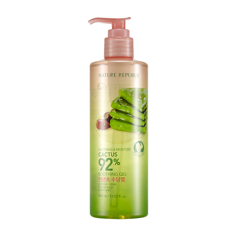 Cactus Soothing Gel(Pump)
