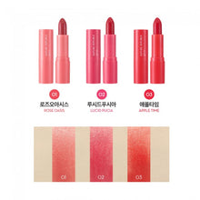 Load image into Gallery viewer, Pure Shine Lipstick 01 Rose Oasis
