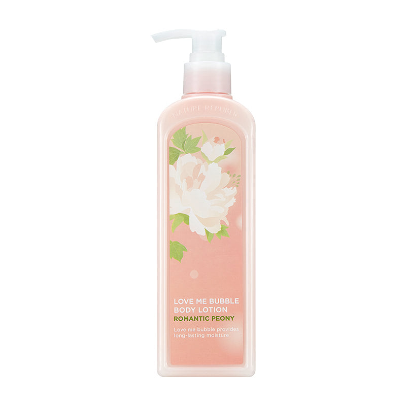 Love Me Bubble Body Lotion - Romantic Peony