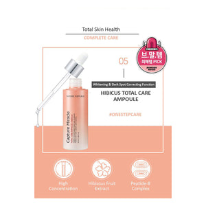 Capture Miracle Ampoule - Hibiscus Total Care