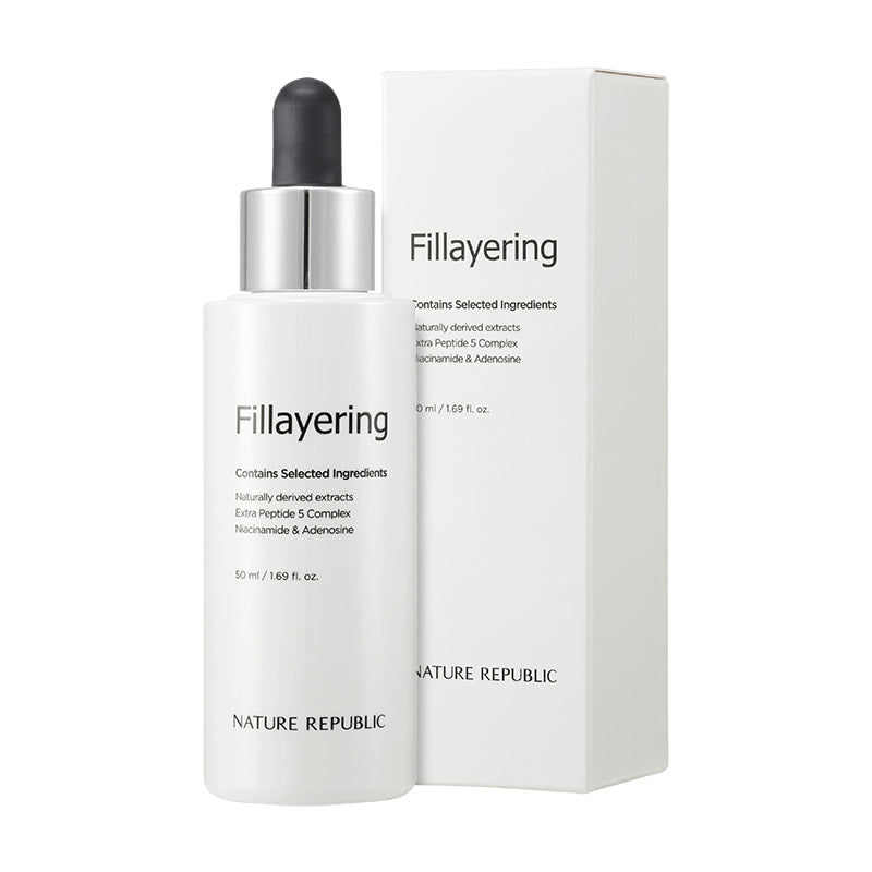 Fillayering Wrinkle Up Ampoule