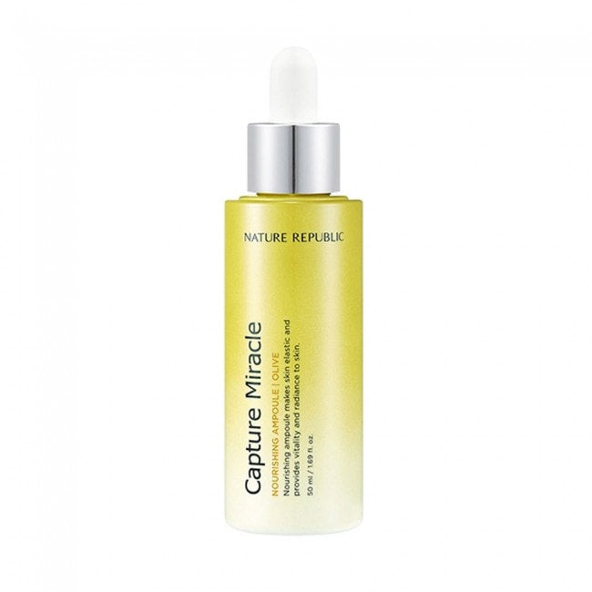Capture Miracle Ampoule - Olive Nourishing
