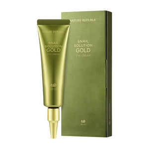 Snail Solution Gold Eye Cream