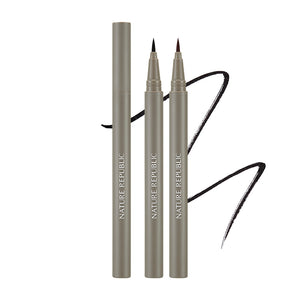 Smudge Proof Eyeliner 01 Deep Black