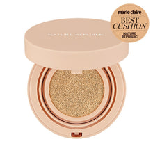 Load image into Gallery viewer, Provence Air Skin Fit One Day Lasting Foundation Cushion P21 Rosy Vanilla