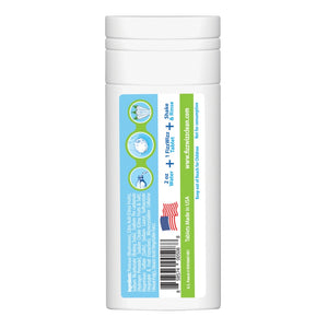 100% All Natural Bottle and Container Cleaning Tablets - 3 Pack (45 Tablets)