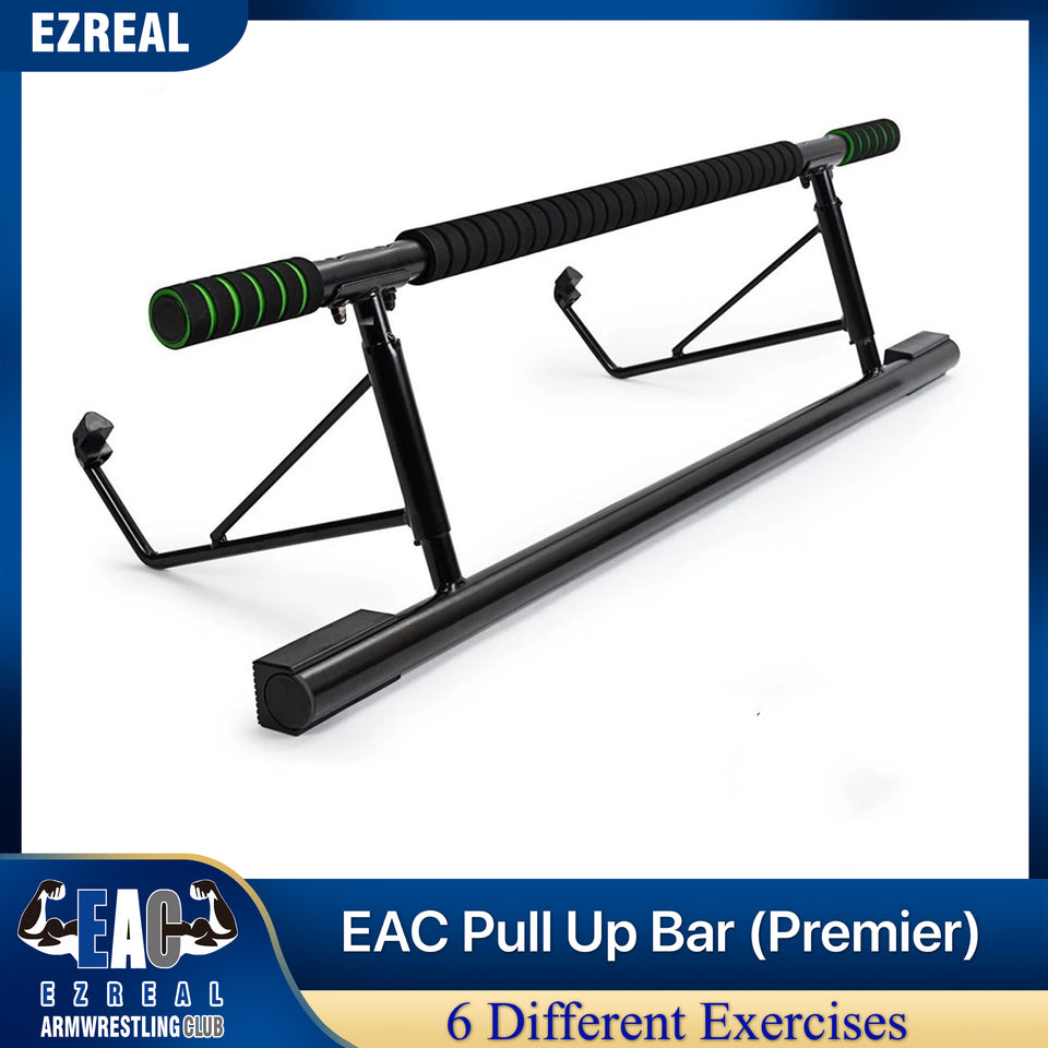 EAC Pull Up Bar ( Over 6 different exercises )