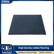 Load image into Gallery viewer, Premium Rubber Flooring ( 20'' x 20'' )