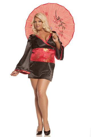 Japanese Doll Parasol (Umbrella)