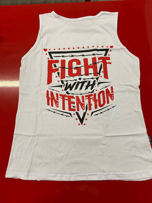 Fight With Intention Ladies Tank