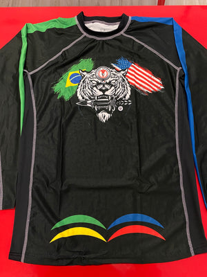Flags Rash Guard