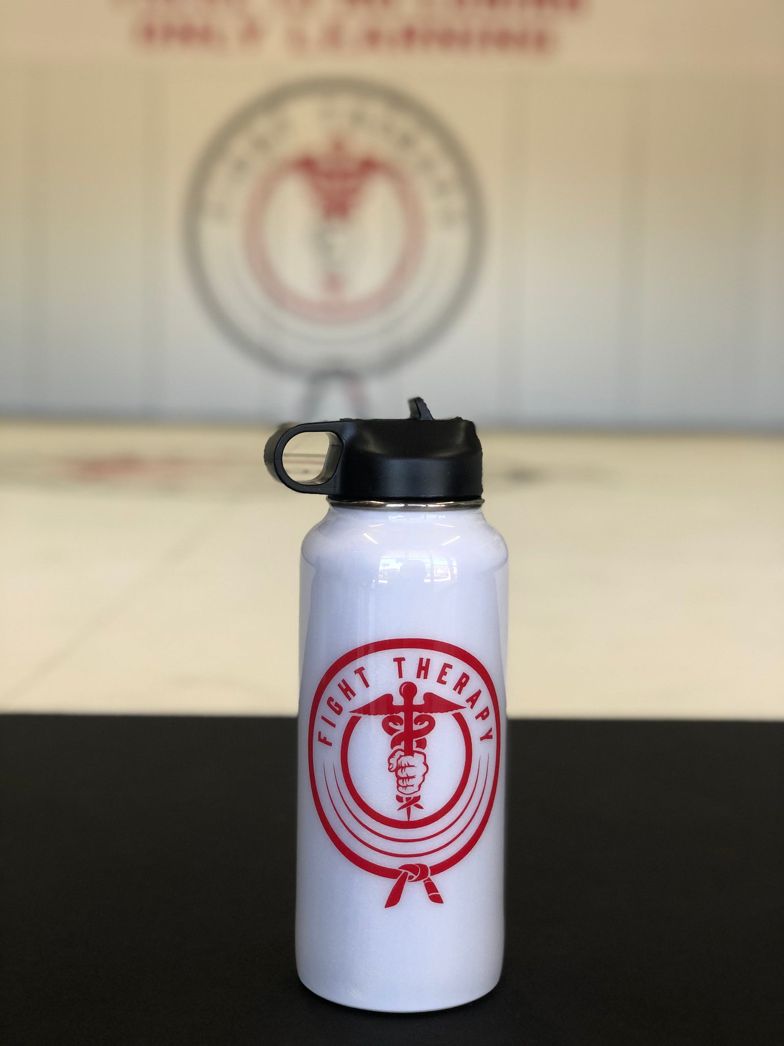 Custom 32 oz Insulated water bottle