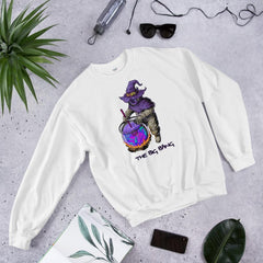 Void Ball The Big Bang Astro Wizard Unisex Sweatshirt Void Ball Space Clothing