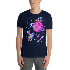 Void Ball Space Journey Unisex T-Shirt Void Ball Space Clothing