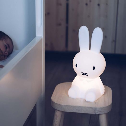 Mr. Maria - Miffy first light - Lampe
