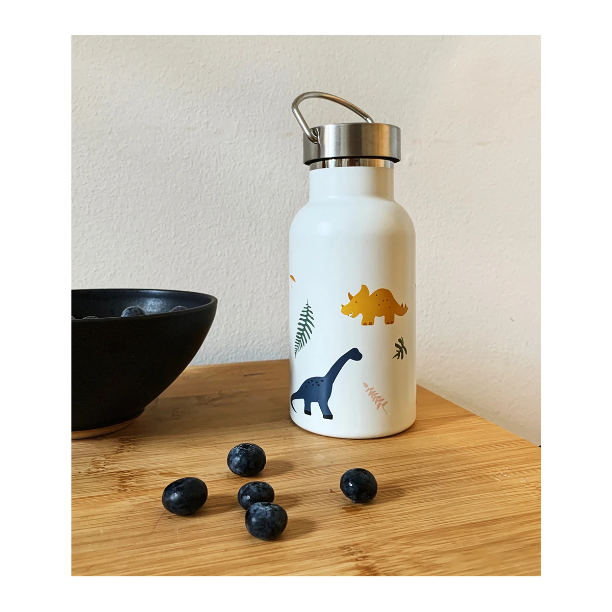 Liewood - Anker Water Bottle - Dino Mix