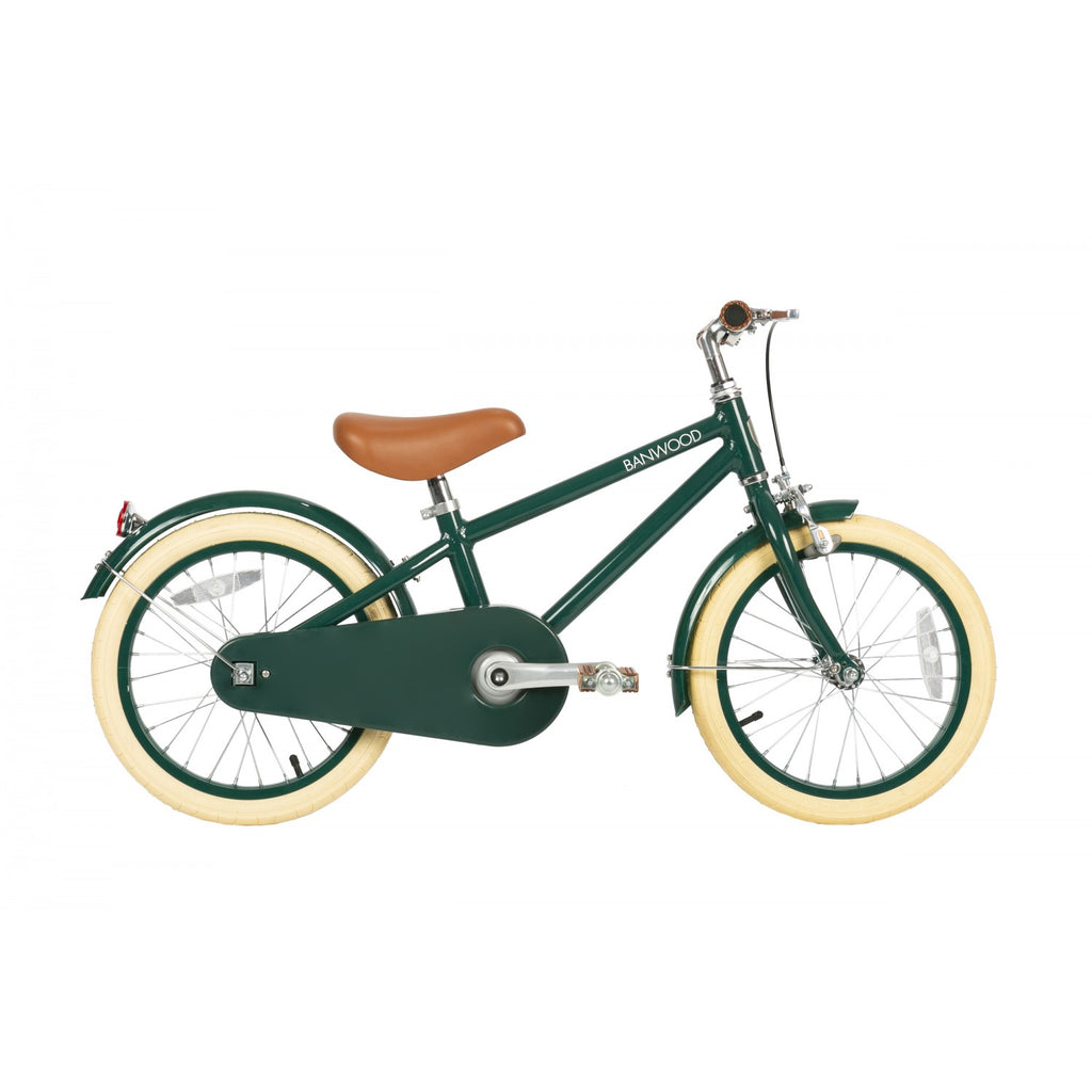 Banwood Retro Bike für Kinder in grün