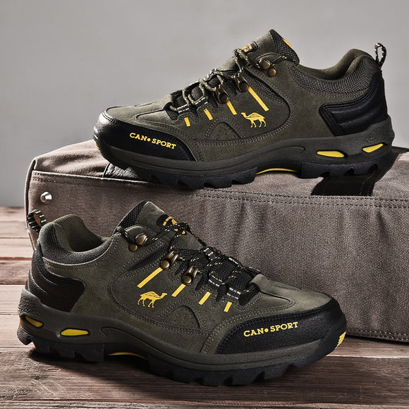 High Quality Men Hiking Shoes Autumn Winter Brand Outdoor Mens Sport Trekking Mountain Boots Waterproof Climbing Athletic Shoes