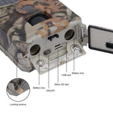 Wholesale Hunting PR100 Hunting Camera Photo Trap 12MP Wildlife Trail Cameras Scouting Game