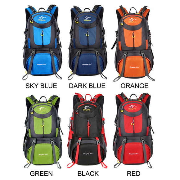 40/50/60L Waterproof Hiking Backpack Trekking Travel Backpacks Sport Bag Outdoor Hunting Climbing Mountaineering Bags