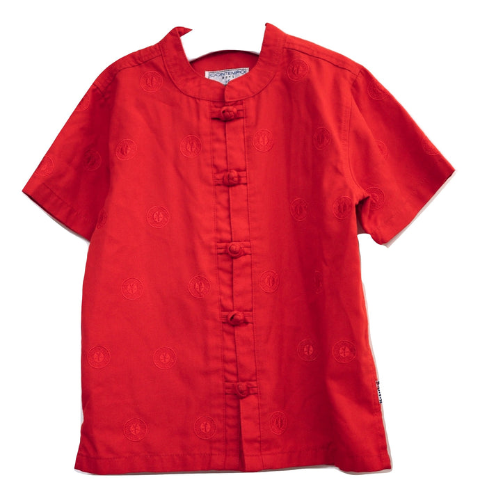 Contempo Boys Shirt 6Y