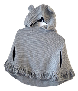 Gap Knitted Hoodie Sweater 12-18M